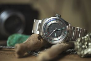 Christopher Ward x Worn & Wound Limited Edition C65 Sandstorm Chronometer Watch