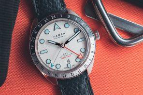Farer Maze GMT Bezel Watch