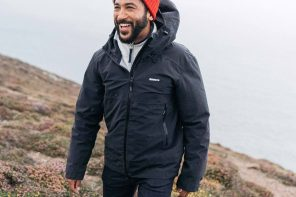 Finisterre Stormbird Waterproof Jacket