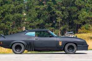 1974 FORD FALCON XB INTERCEPTOR