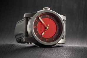 "Schofield Watch Company ""Strange Lights"" Watch"
