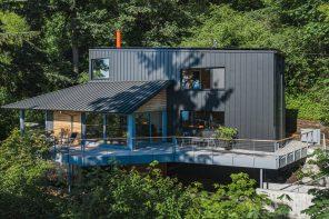 Me-Kwa-Mooks Net-Zero House