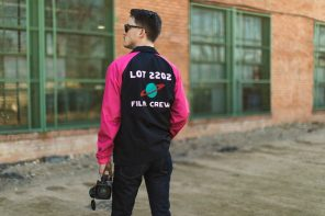 Bexar Goods Co Film Crew Jacket
