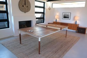 Sean Woolsey Pong Springs Table