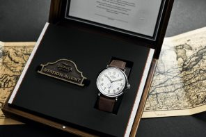 Shinola Station Agent Automatic Watch