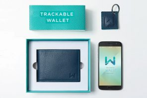 Walli Trackable Wallet