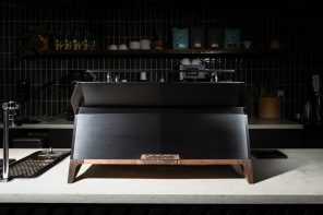 Discommon x Coffee Drunk La Marzocco Coffee Machine
