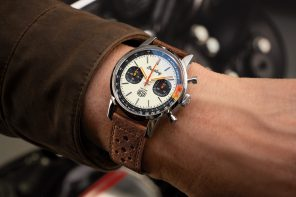 Breitling x Deus Ex Machina Top Time Chronograph Watch