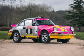 1975 Porsche 911 Carrera MFI Safari Rally Car
