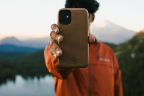 Aeris Antimicrobial Copper Phone Case