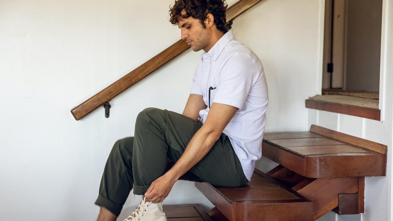 Olivers Spring 21 Menswear Collection