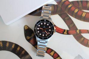 YEMA Navygraf Maxi Dial Watch