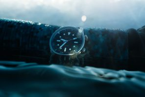 Baltic AQUASCAPHE Dual Crown Dive Watch