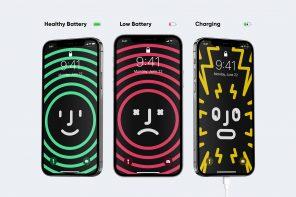 Ben Vessey iOS Dynamo Wallpapers