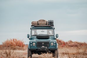 Cool & Vintage 1995 Land Rover Defender 110
