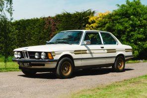 1978 BMW (E21) 316I