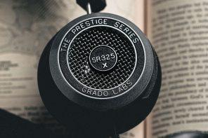 Grado SR325x Prestige Series Headphones