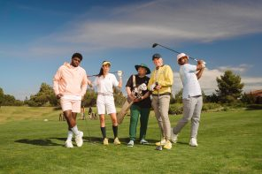 Extra Butter x adidas Golf x Happy Gilmore 25th Anniversary Collection