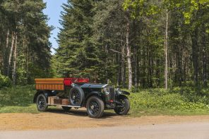 1927 Rolls-Royce Phantom 1 Open Tourer